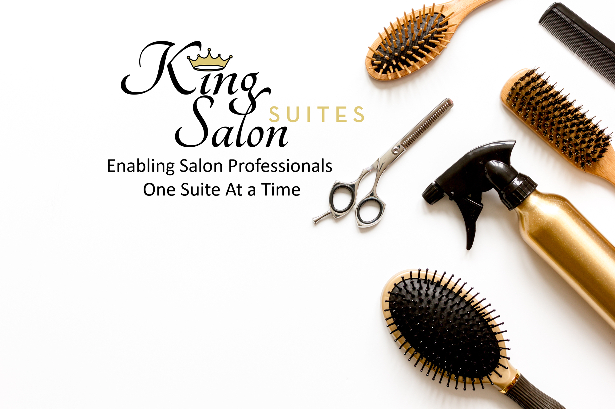 King Salon Suites